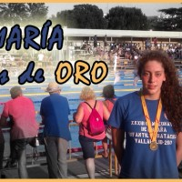 María es de ORO!!